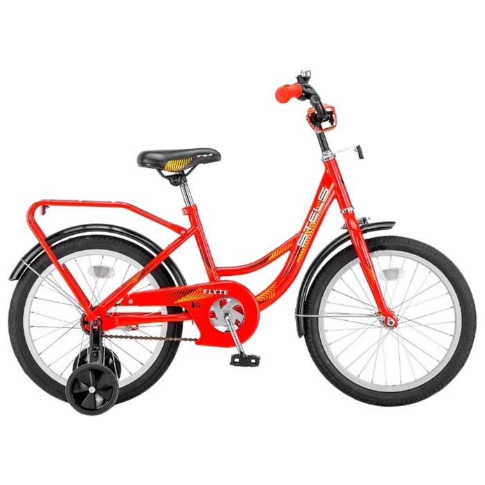 "Велосипед 16"" Stels Flyte, Z011, цвет красный"