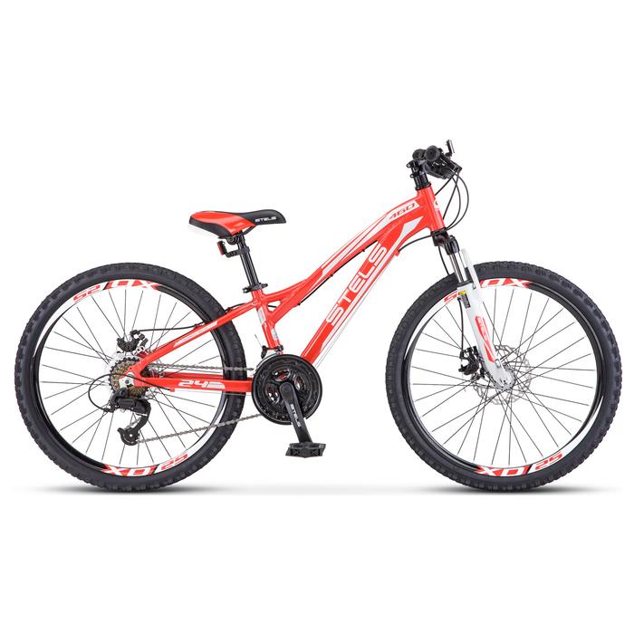 """Велосипед 24"""" Stels Navigator-460 MD, К010 , цвет красный"""