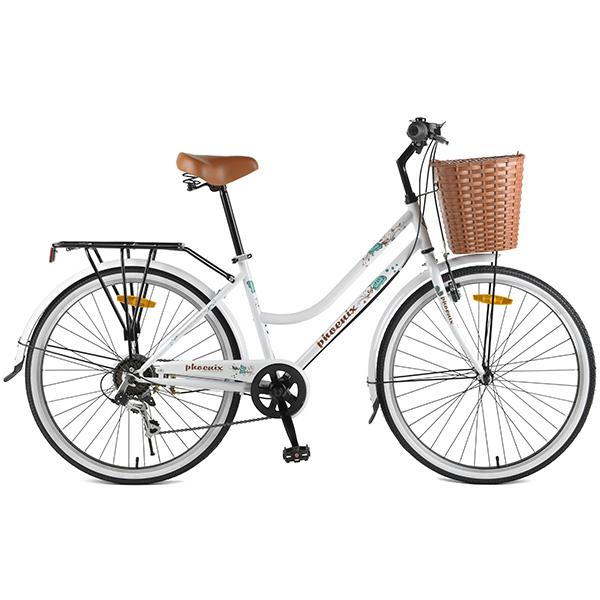 Велосипед Phoenix CityBike с корзиной TP-2608-13A