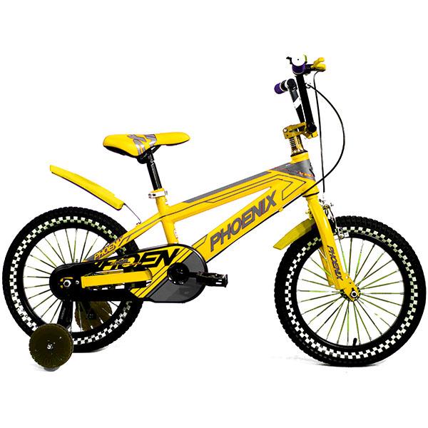 Велосипед BMX Phoenix QR16A1602JL (Yellow)