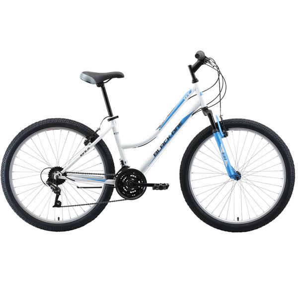 Велосипед Black One Eve 26 18'' (Серебристый)