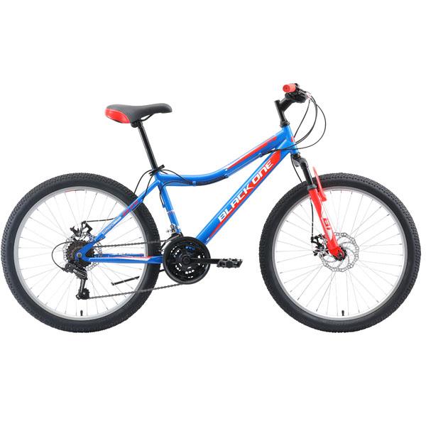 Велосипед Black One Ice 24 D (Голубой)