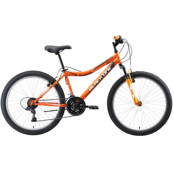 Велосипед Black One Ice 24 (Оранжевый)