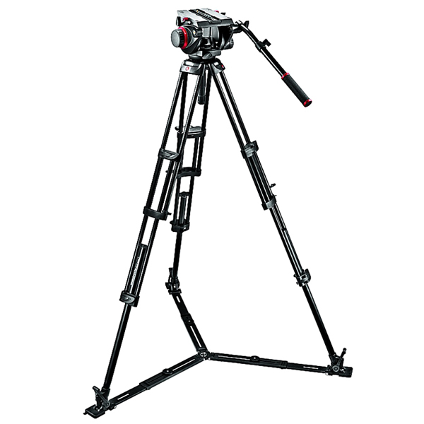 Видеоштатив Manfrotto HD526,545GBK