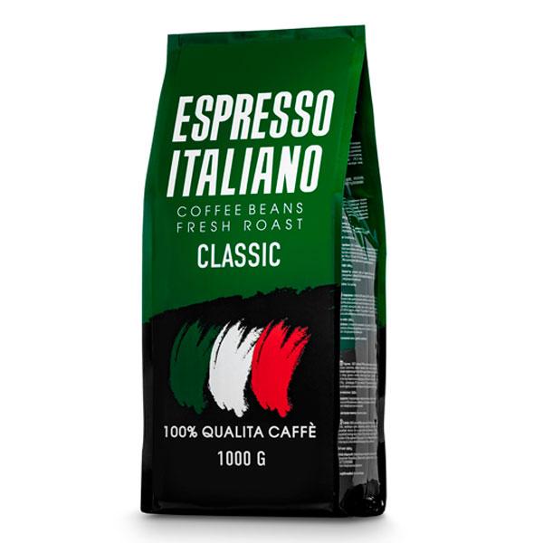 Кофе зерновой Espresso Italiano Classic 1000 г