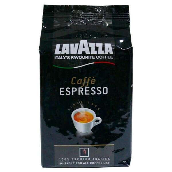 Кофе зерновой Lavazza Café Espresso (250 гр)