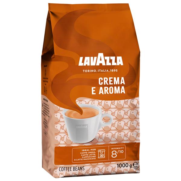 Кофе зерновой Lavazza Crema E Aroma 1000 г