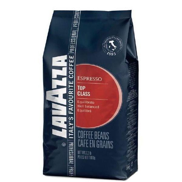 Зерновой кофе LAVAZZA Top Class