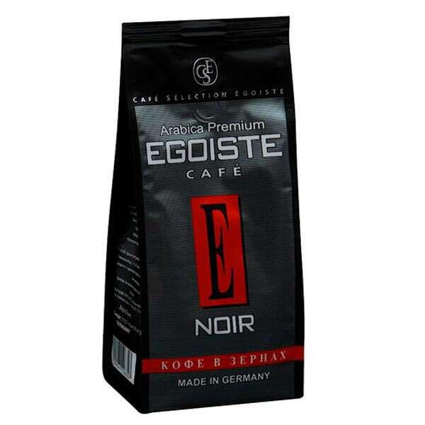 Зерновой кофе Egoiste Noir (250 гр)