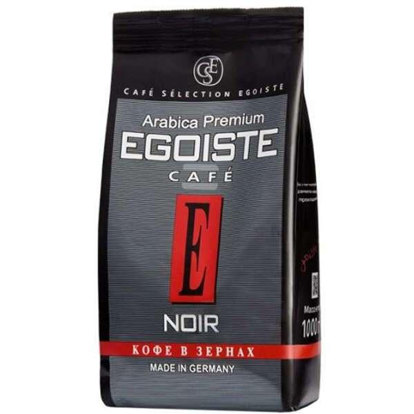 Зерновой кофе Egoiste Noir (1000 гр)