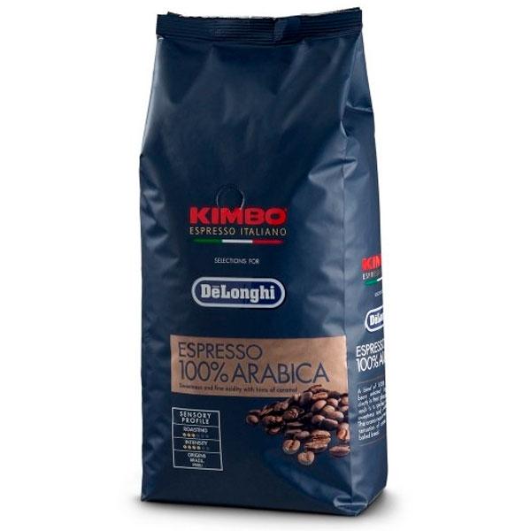 Кофе зерновой Delonghi Kimbo Arabica 1000 г
