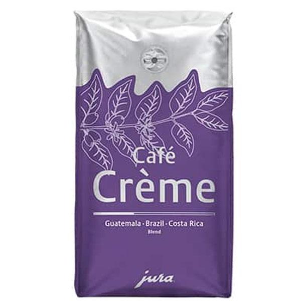 Кофе в зернах Jura 68016 Cafe Creme, пачка 250 гр