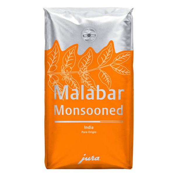 Кофе в зернах Jura 68011 Malabar, пачка 250 гр