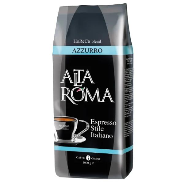 Кофе зерновой Alta Roma Azzuro