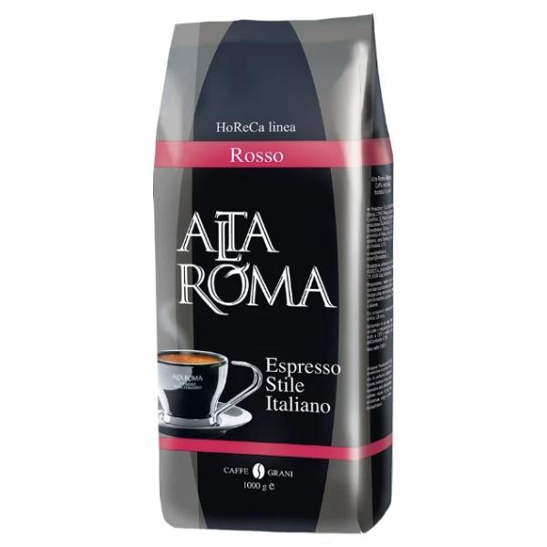 Кофе зерновой Alta Roma Rosso 1000 г
