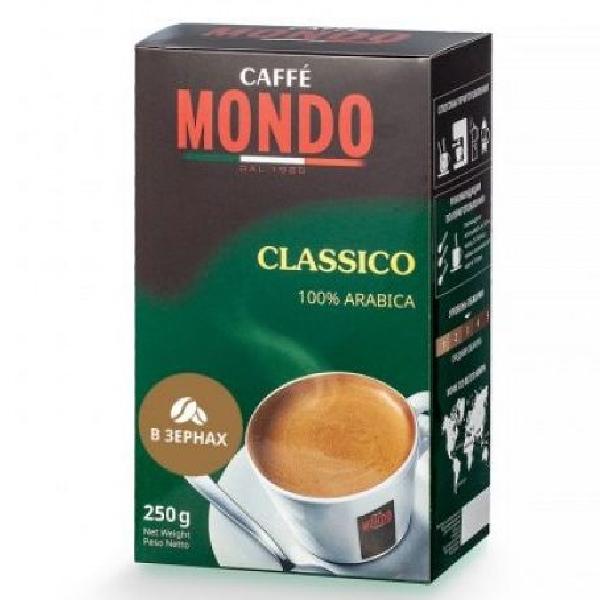 Кофе зерновой Mondo Arabica