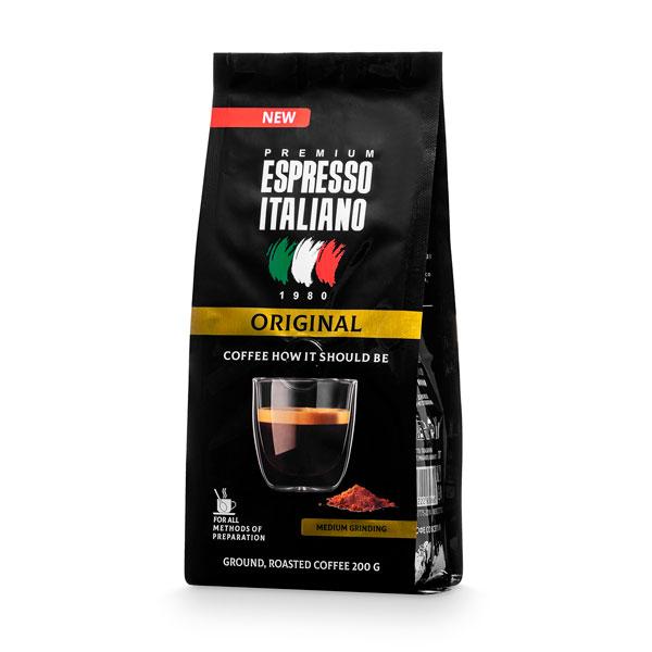 Кофе молотый Espresso Italiano Original 200 г