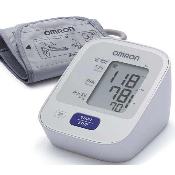 Тонометр автоматический на плечо Omron HEM-7121-RU M2 Basic
