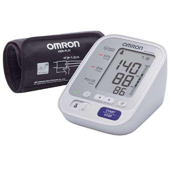 Тонометр на плечo Omron M3 Comfort (HEM-7134-E)