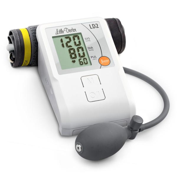 Тонометр Little Doctor LD-2 полуавтомат на плечо