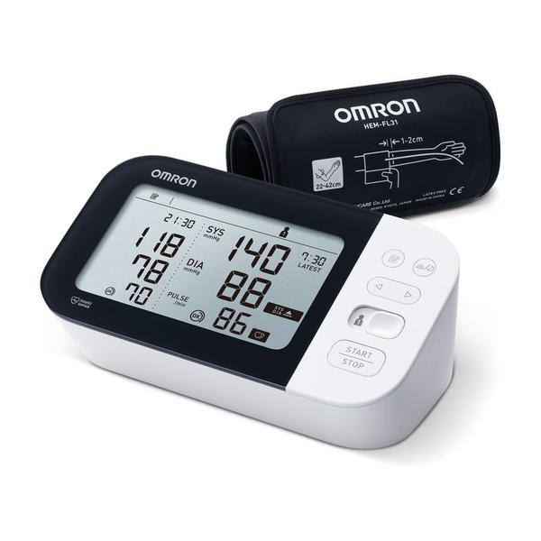 Тонометр автоматический на плечо Omron M7 Intelli IT (AFib)