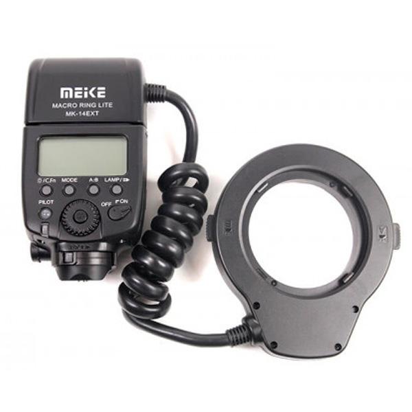 Кольцевая макровспышка Meike RT960125