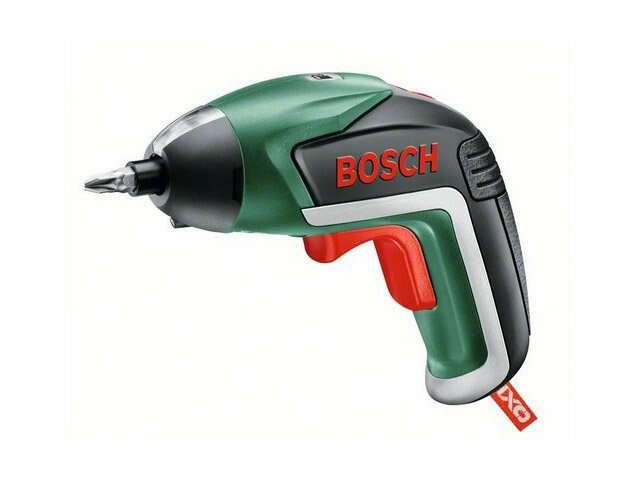 Аккумуляторная отвертка Bosch IXO (Basic)