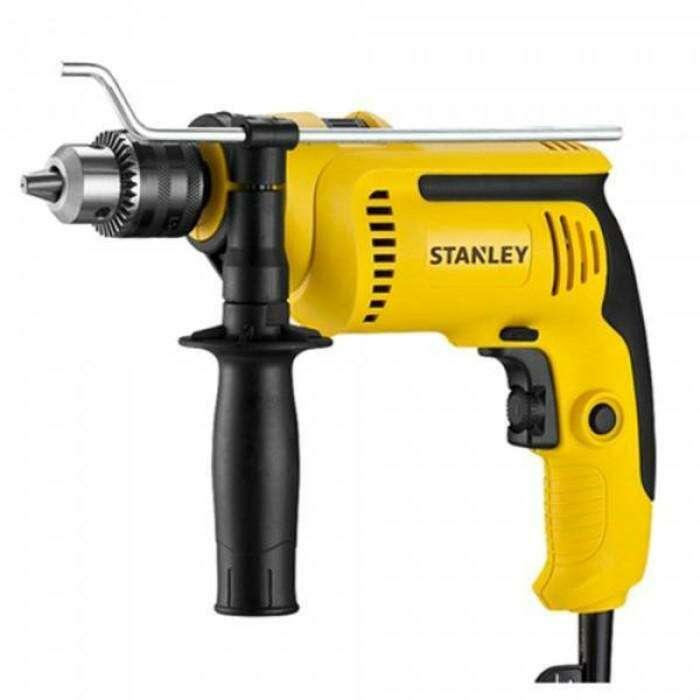 Дрель ударная Stanley SDH700 C, 700 Вт, 1.5-13 мм, БЗП