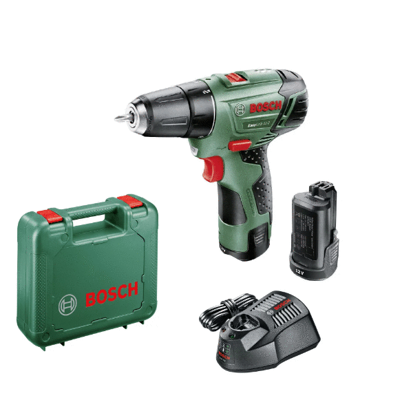 Аккумуляторный шуруповерт Bosch EasyDrill 12-2