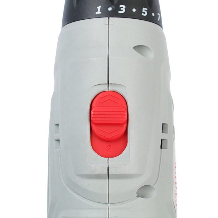 """Дрель-шуруповерт """"Ставр"""" ДШС-10/450-2С, сетевая, 450 Вт, 400/1100 об/мин, 40/28 Нм, реверс"""