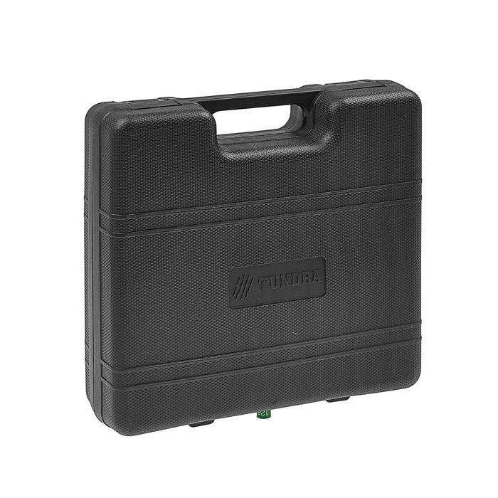 Дрель-шуруповерт TUNDRA basic аккумуляторный, 12V, 0-550 об/мин, 1200mA, Ni-Cd, DSHA-003-12-02