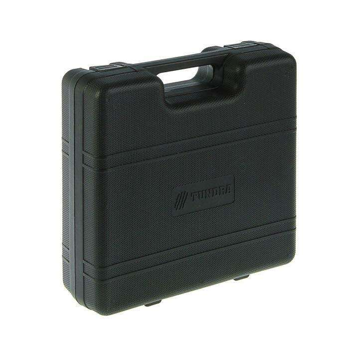 Дрель-шуруповерт TUNDRA comfort аккумуляторный, 12V, 0-550 об/мин, 1200mA, Ni-Cd, DSHA-006-12-02