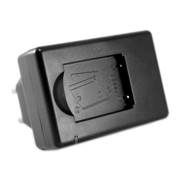 Сетевое зарядное устройство PowerPlant Olympus Li-40B, Li-42B, D-Li63, KLIC-7006 EN-EL10, NP-45 Slim DVOODV2043