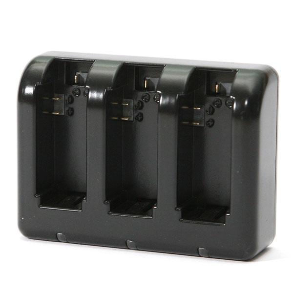 Зарядное устройство PowerPlant Triple для GoPro Hero 4/3+/3 для трёх аккумуляторов DV00DV3357