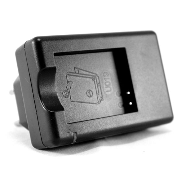 Сетевое зарядное устройство PowerPlant Canon NB-6L, Samsung SLB-10A Slim DVOODV2232