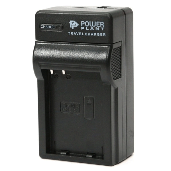 Сетевое зарядное устройство PowerPlant Nikon EN-EL14 Slim DVOODV2290