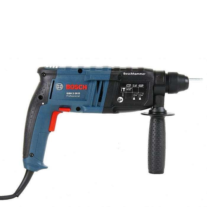Перфоратор Bosch GBH 2-20 D SDS+ 061125A400