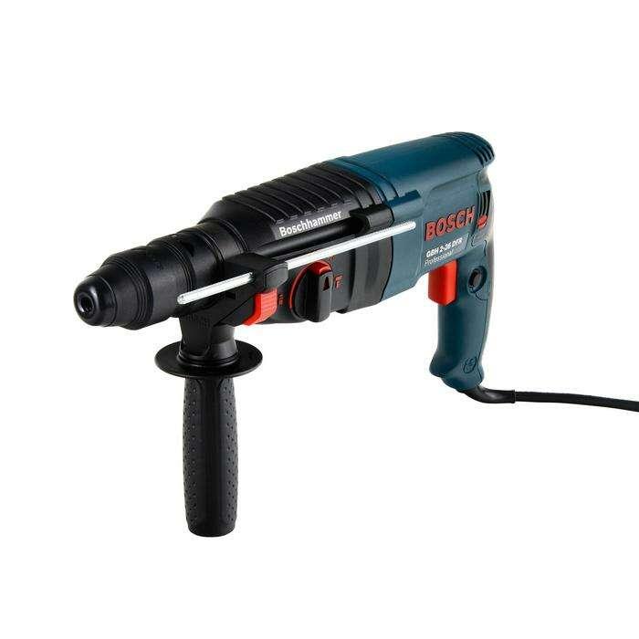 Перфоратор Bosch GBH 2-26 DFR SDS+, кейс БЗП 0611254768