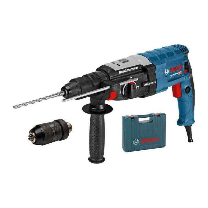 Перфоратор Bosch GBH 2-28 F SDS+ БЗП, кейс 0611267600