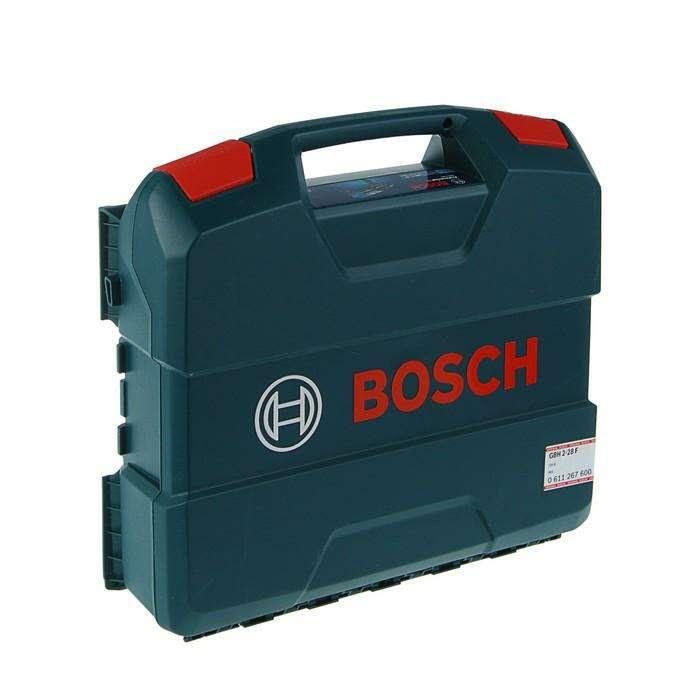 Перфоратор Bosch GBH 2-28 F (0611267600), SDS+, 880 Вт, 3.2Дж, БЗП, кейс