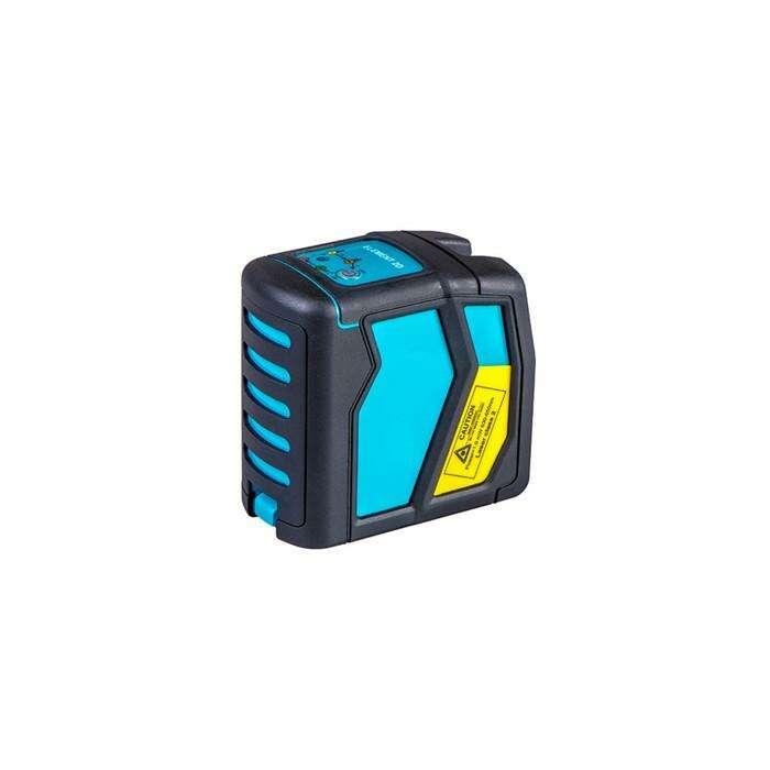 """Нивелир лазерный INSTRUMAX ELEMENT 2D IM0110, 10/50 м, ±2 мм/10 м, 2 линии, 1/4"""""""
