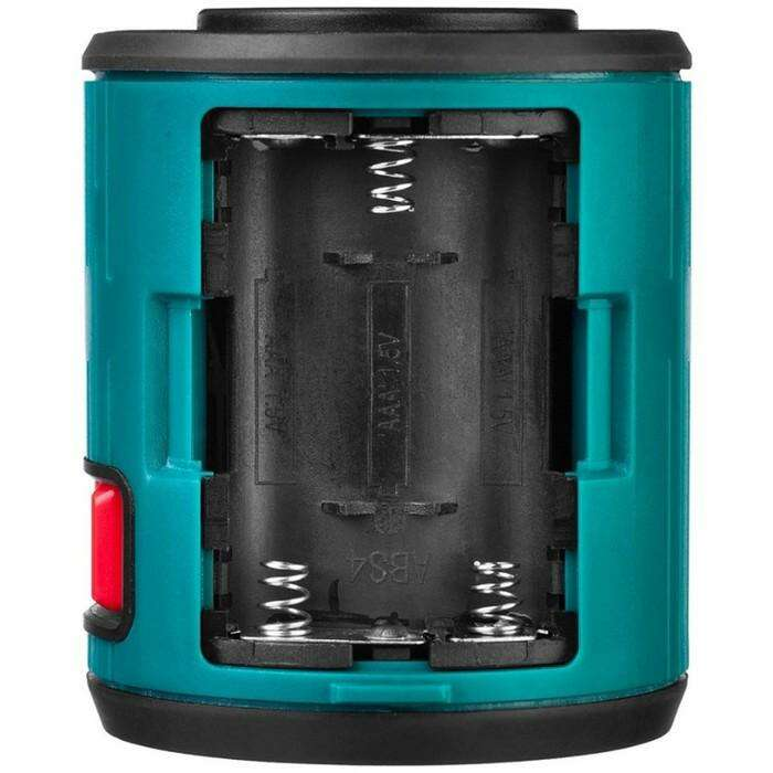 Нивелир лазерный KRAFTOOL CL 20 34700, линейный, сверхъяркий, 2 луча, 20 м, 0.2 мм/м, IP54
