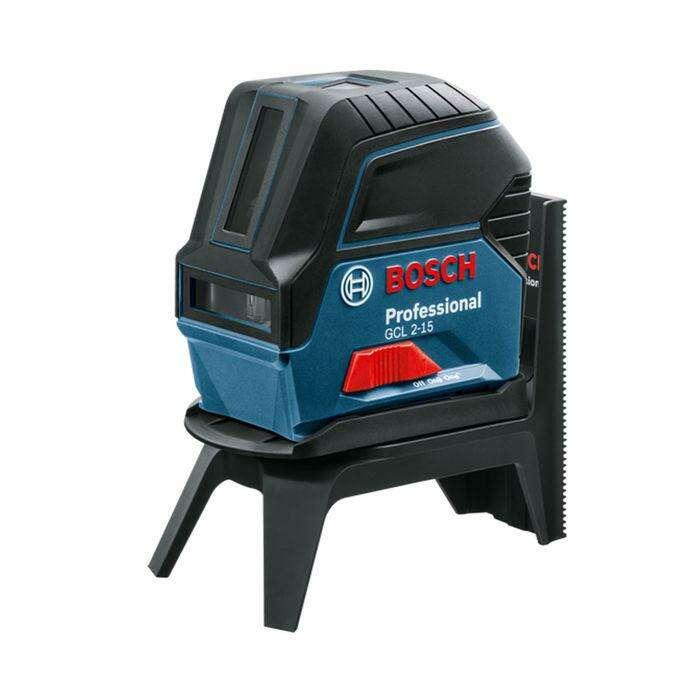 Лазерный нивелир Bosch GLL 2-15 Prof (0601066E02), IP54, ± 3мм, 15 м, креп. RM1, кейс