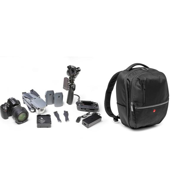 Рюкзак Manfrotto MB MA-BP-GPM Advanced Gear M для DSLR/CSC-камеры, черный