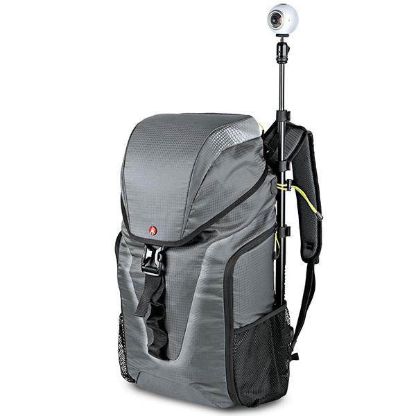 Рюкзак Manfrotto MB AV-BP-H-25 Aviator drone backpack Hover-25 for DJI Mavic & OSMO, серый