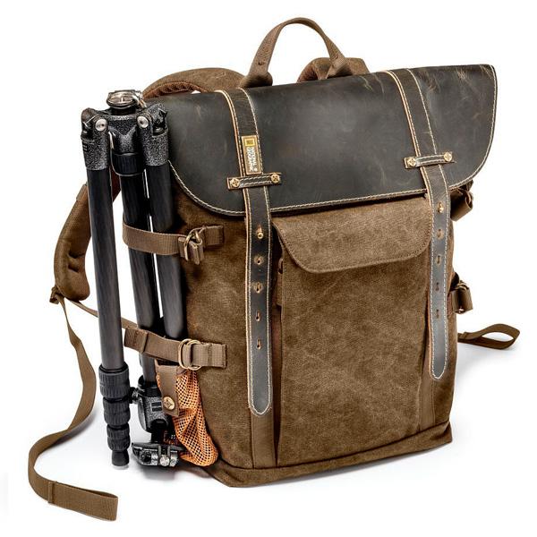 Рюкзак National Geographic NG A5290 Medium Backpack коричневый