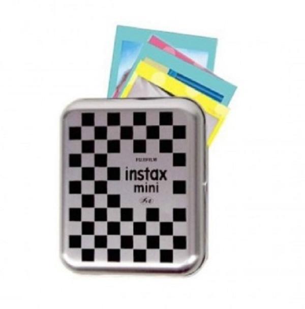 Алюминиевая коробочка Fujifilm Instax mini д/пленки