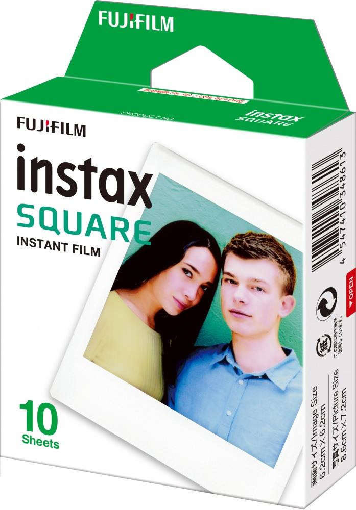 Пленка Fujifilm Instax SQ WW (10/PK) д/момент.снимков