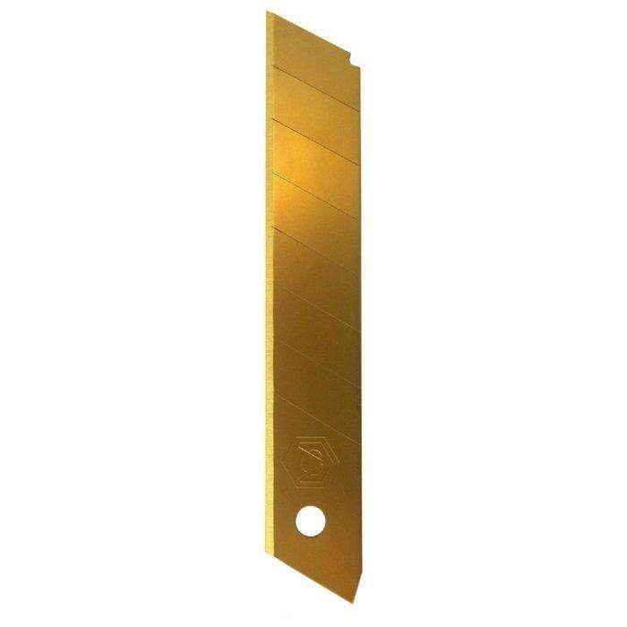 Лезвия для ножей Armero, 18х0.5 мм, сегментированные, 5 лезвий