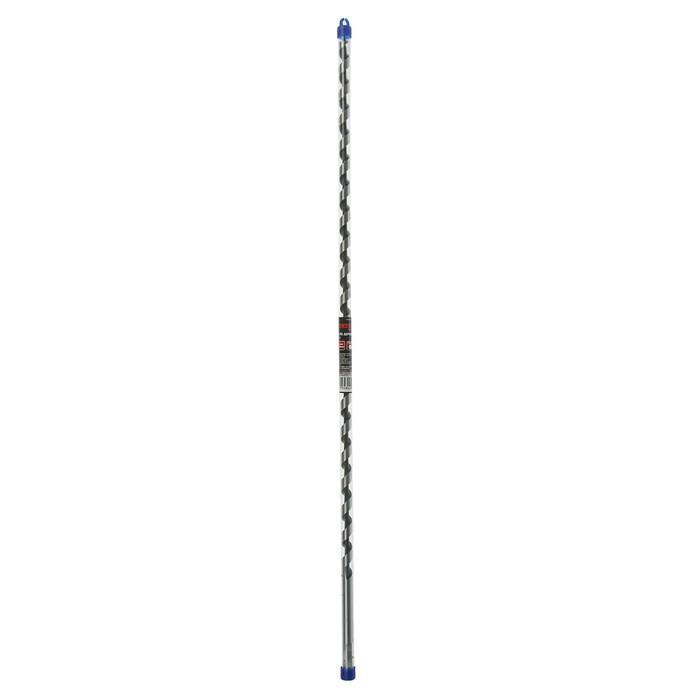 Сверло по дереву шнековое TUNDRA basic, шестигранный хвостовик, 10 x 600 мм